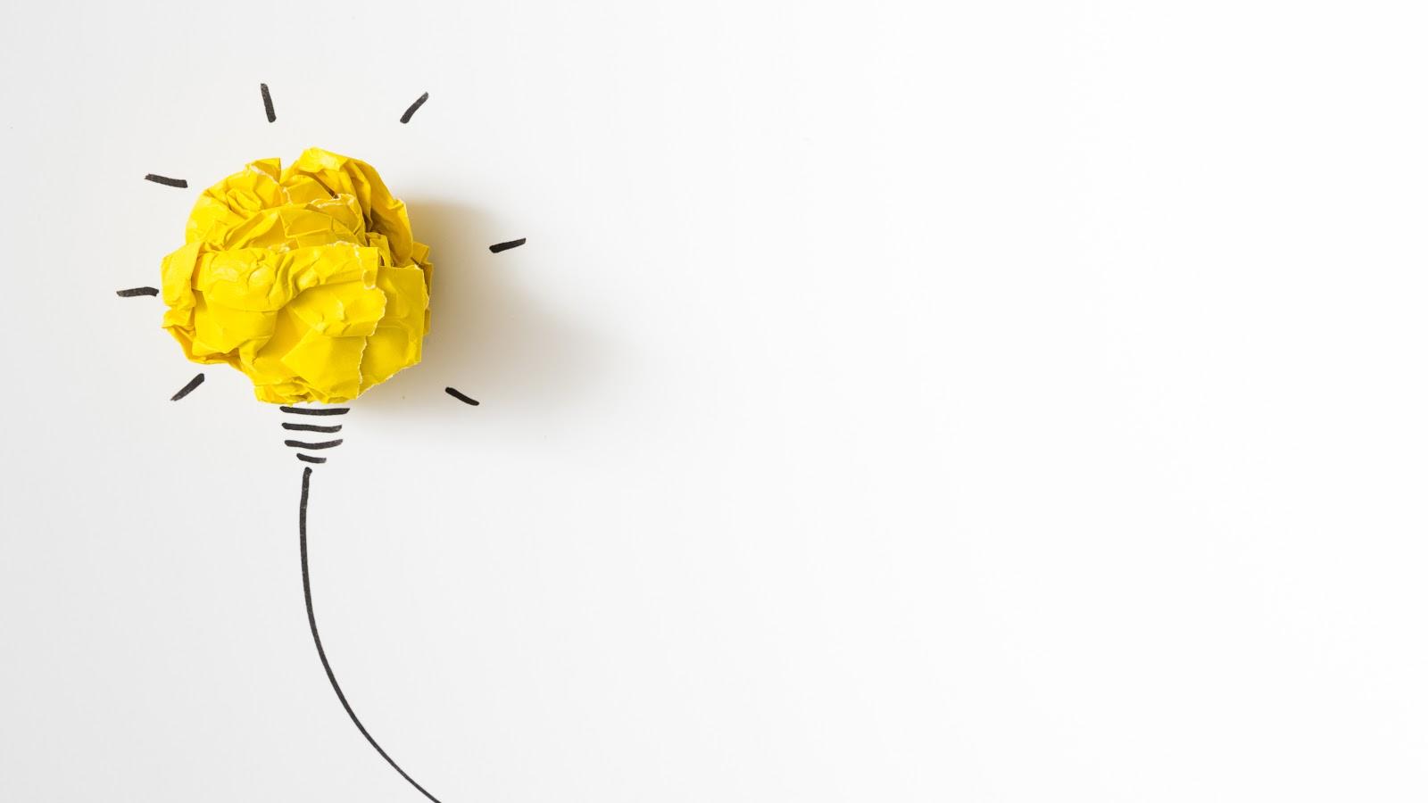 Dicas para incentivar sua criatividade